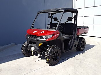 2016 Can-Am Defender XT HD8 for sale 200351586