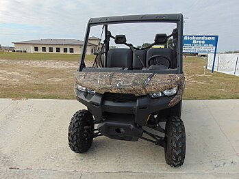 2016 Can-Am Defender for sale 200398674