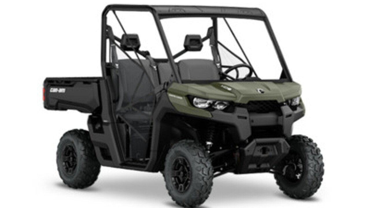 2016 Can-Am Defender for sale 200409542
