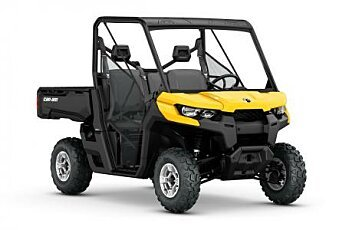 2016 Can-Am Defender for sale 200439698