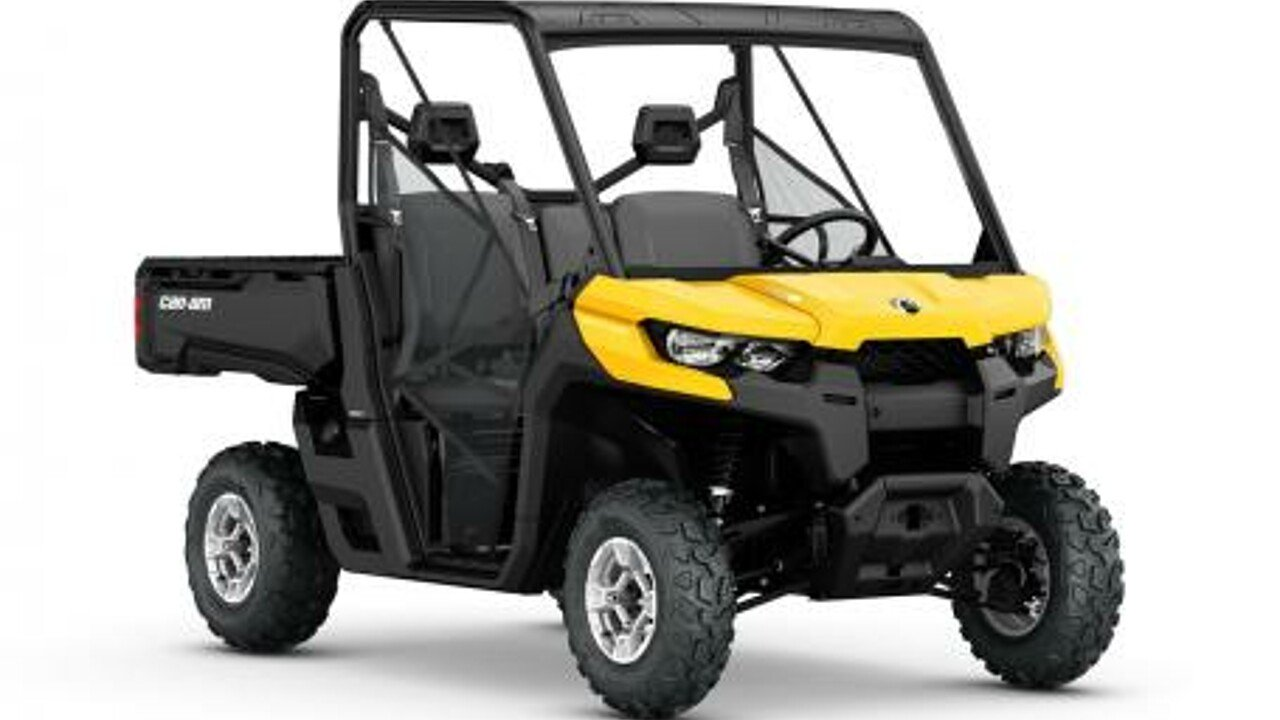 2016 Can-Am Defender for sale 200439833