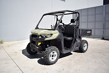 2016 Can-Am Defender HD8 for sale 200504327