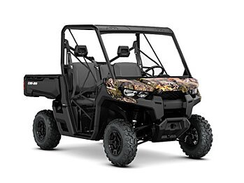 2016 Can-Am Defender HD8 for sale 200566652