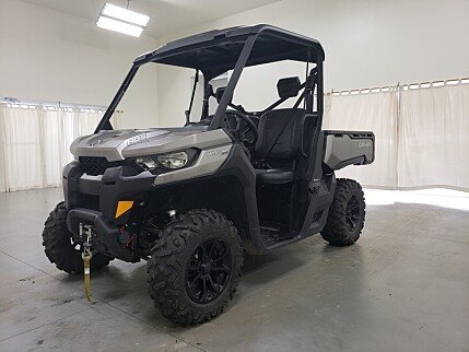 2016 Can-Am Defender for sale 200622287