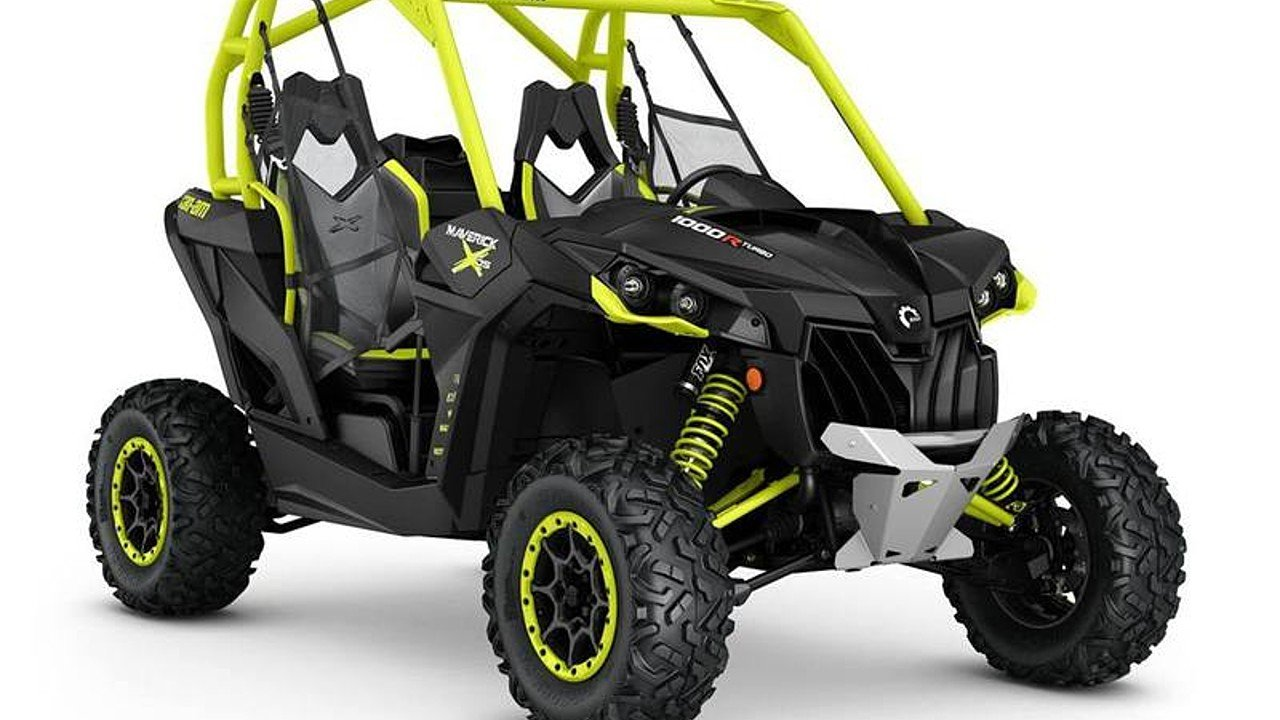 2016 Can-Am Maverick 1000R for sale 200486930