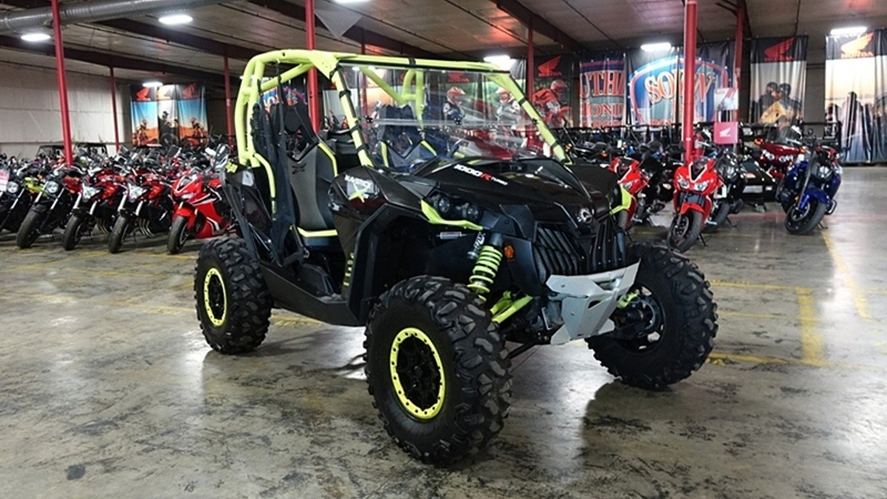 2016 Can-Am Maverick 1000R for sale 200502802