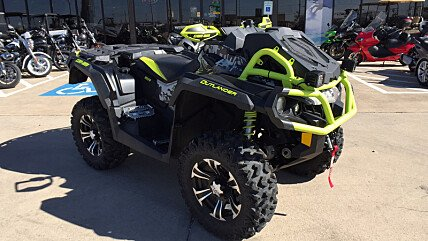 2016 Can-Am Outlander 1000R X mr for sale 200529971