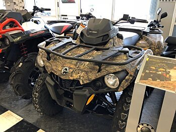 2016 Can-Am Outlander 450 for sale 200486826