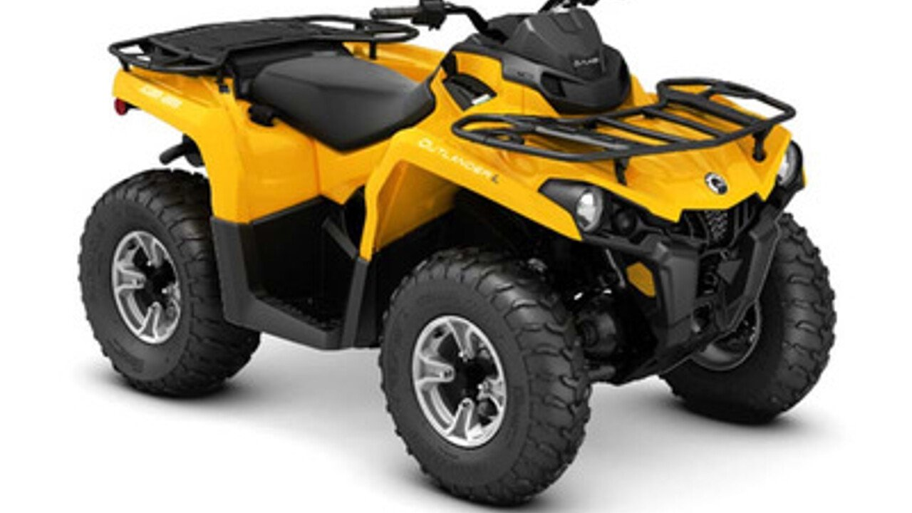 2016 Can-Am Outlander 450 for sale 200497449