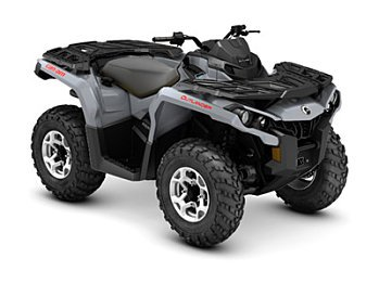 2016 Can-Am Outlander 570 for sale 200360604