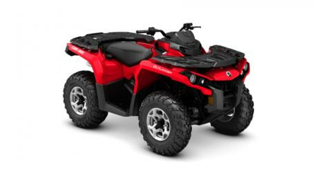 2016 Can-Am Outlander 570 for sale 200439558