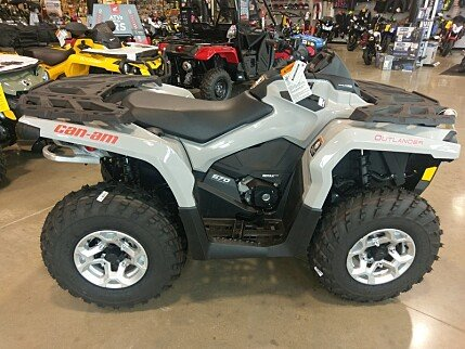 2016 Can-Am Outlander 570 for sale 200522214