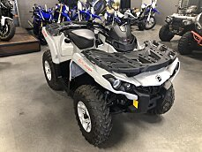 2016 Can-Am Outlander 570 for sale 200560212