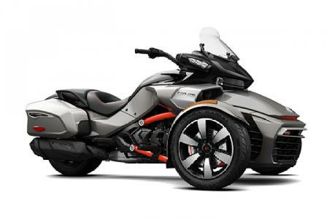 Can Am Spyder New And Used Motorcycles For Sale