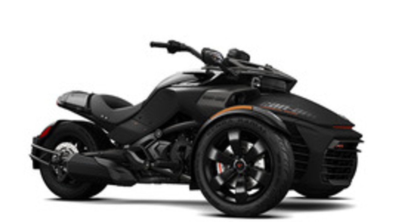 2016 Can-Am Spyder F3 for sale 200336426