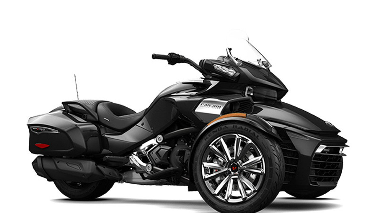 2016 Can-Am Spyder F3 for sale 200438345