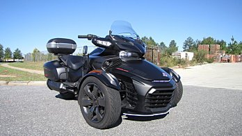 2016 Can-Am Spyder F3 for sale 200493275