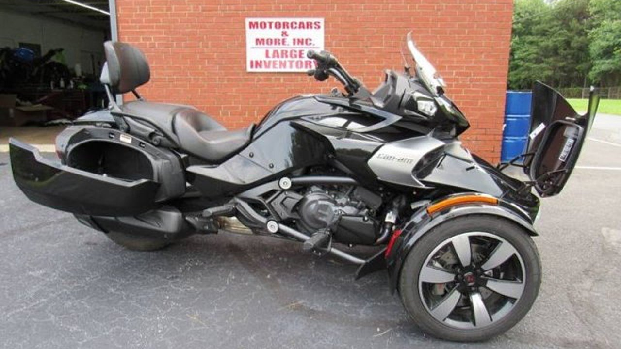 2016 Can-Am Spyder F3 for sale 200585227