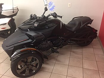 2016 Can-Am Spyder F3-S for sale 200439805