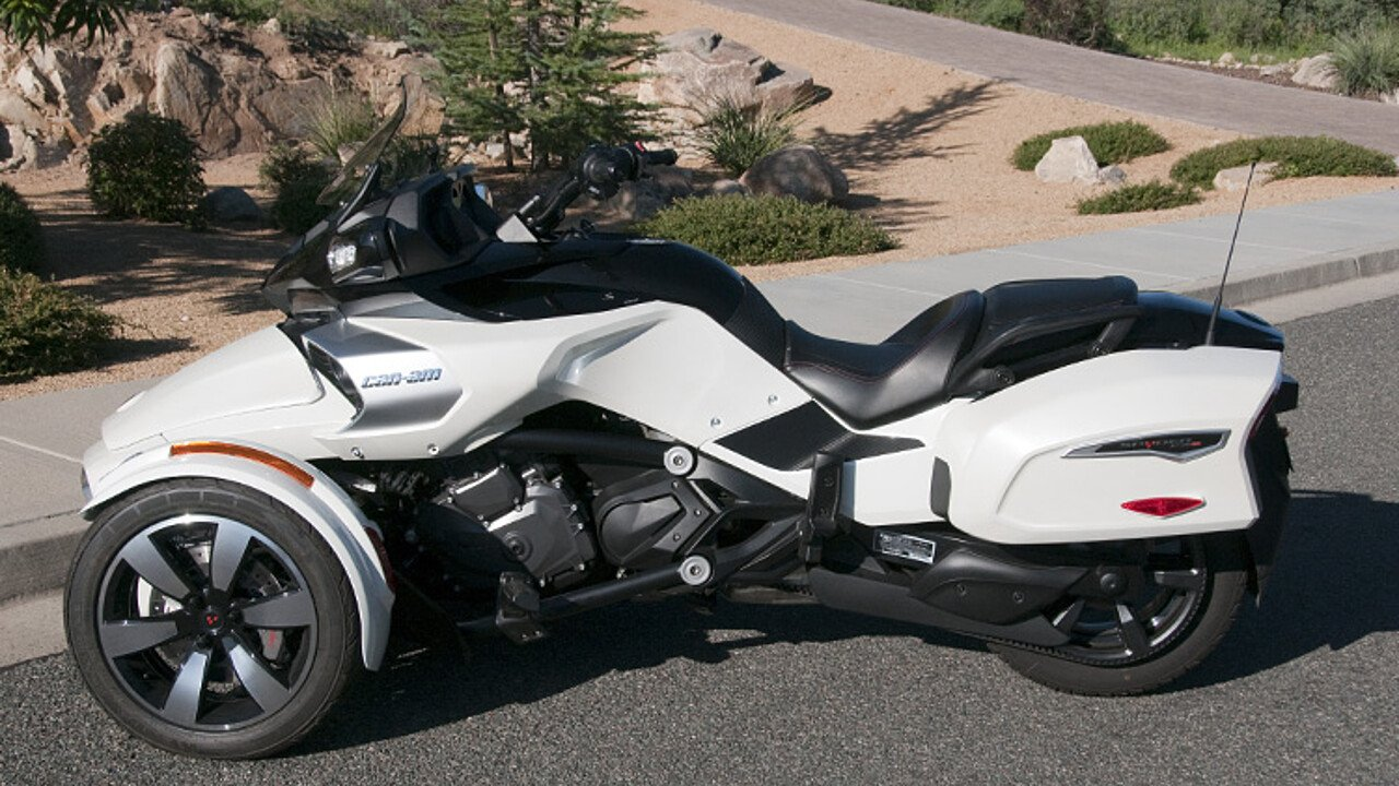 2016 Can-Am Spyder F3-T for sale 200618470
