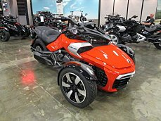 2016 Can-Am Spyder F3 for sale 200342441