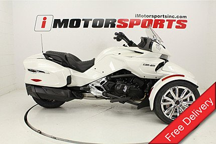 2016 Can-Am Spyder F3 for sale 200386137