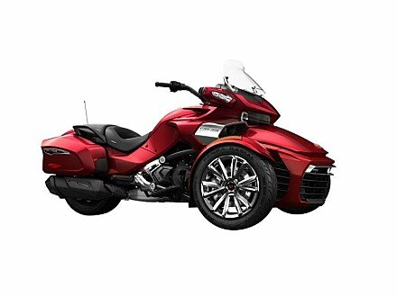 2016 Can-Am Spyder F3 for sale 200442792