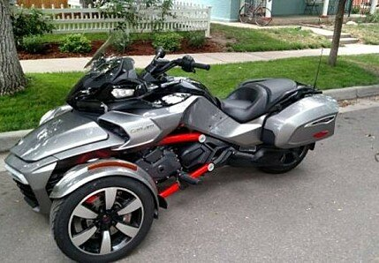 2016 Can-Am Spyder F3 for sale 200498364