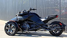 2016 Can-Am Spyder F3 for sale 200524462