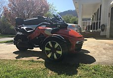 2016 Can-Am Spyder F3 for sale 200570961
