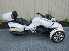 2016 Can-Am Spyder F3 for sale 200604965