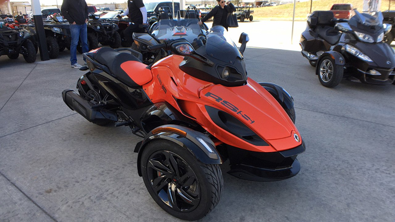 2016 Can-Am Spyder RS-S for sale 200355018