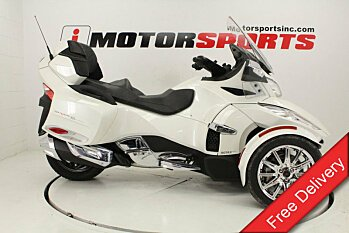 2016 Can-Am Spyder RT for sale 200386165
