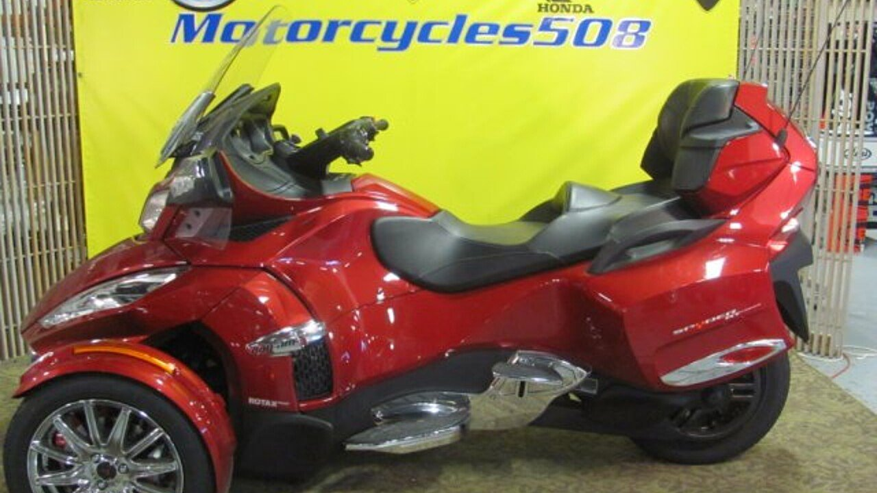 2016 Can-Am Spyder RT for sale 200482583