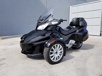 2016 Can-Am Spyder RT for sale 200618088