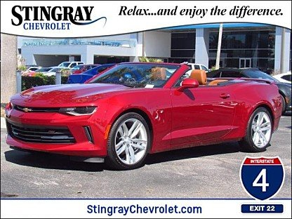 2016 Chevrolet Camaro for sale 100765798