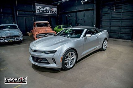2016 Chevrolet Camaro for sale 100881083