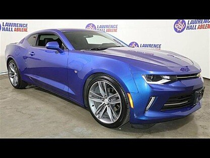 2016 Chevrolet Camaro LT Coupe for sale 100961647