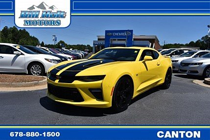 2016 Chevrolet Camaro SS Coupe for sale 100992835