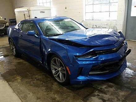 2016 Chevrolet Camaro LT Coupe for sale 101053988