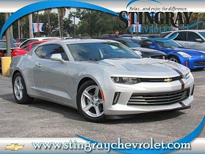 2016 Chevrolet Camaro LT Coupe for sale 100976982