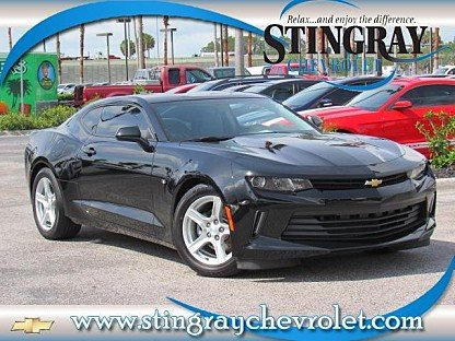 2016 Chevrolet Camaro LT Coupe for sale 100991008