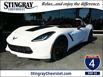 2016 Chevrolet Corvette Coupe for sale 100723356