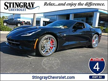 2016 Chevrolet Corvette Coupe for sale 100723506