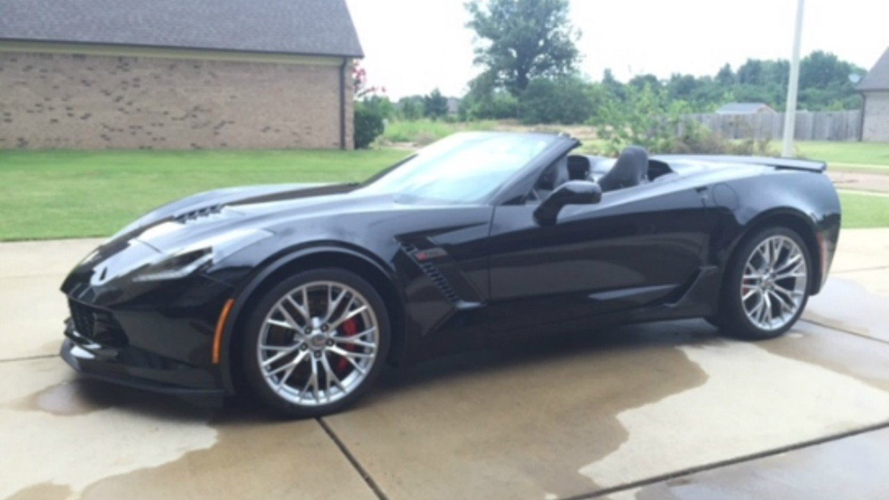 2016 chevrolet corvette z06 convertible for sale near hernando mississippi 38632 classics on. Black Bedroom Furniture Sets. Home Design Ideas