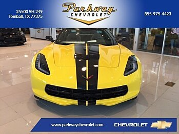 2016 Chevrolet Corvette Coupe for sale 100790540
