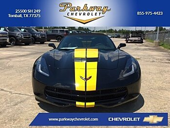 2016 Chevrolet Corvette Convertible for sale 100790577