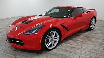 2016 Chevrolet Corvette Coupe for sale 100914386
