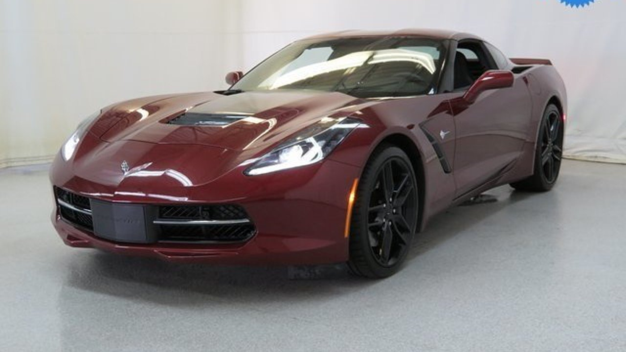 2016 Chevrolet Corvette Coupe for sale 100981792