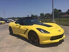 2016 Chevrolet Corvette Convertible for sale 100790566
